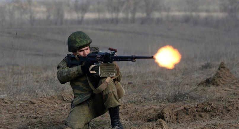Фронтальная атака по ровному полю на обороняющегося в окопе противника, изображение №2