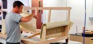 Советы по ремонту мягкой мебели