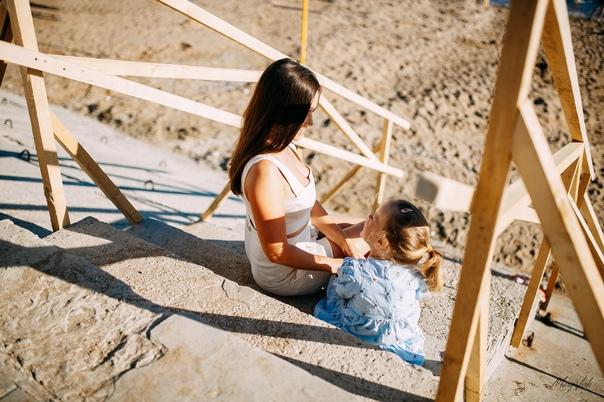 Фотосессия мама и ребенок в Орджоникидзе. Алена 06.20