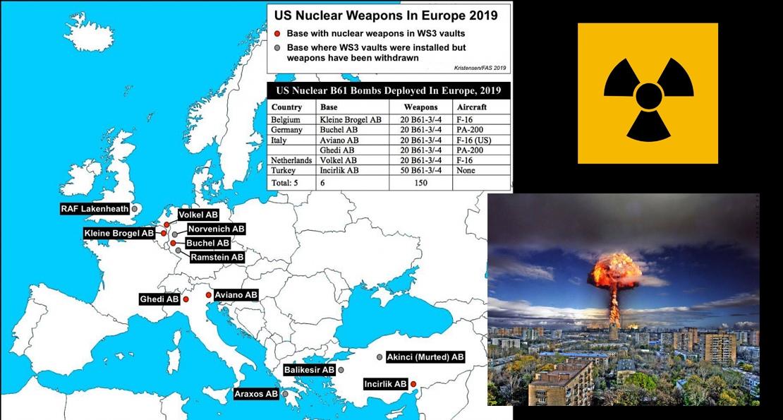 Ядерные заряды США