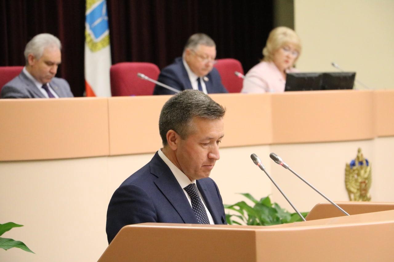 Саратовская областная Дума согласовала кандидатуру Александра Соловьёва на должность заместителя председателя правительства региона