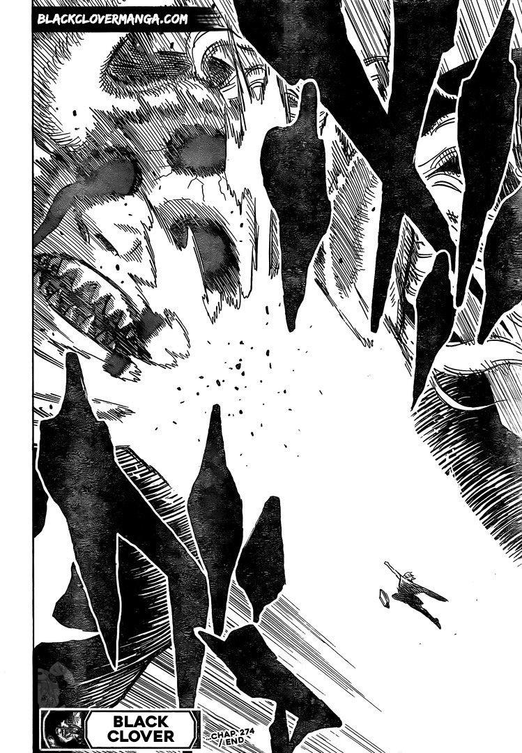 Black Clover Chapter 274, image №15