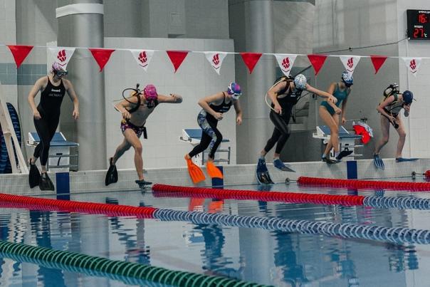 С 22 по 24 октября в г. Рузе (Московская область) прошли Всероссийские соревнования по подводному спорту