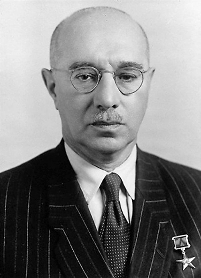 Гуревич Михаил Иосифович (1892/1893 — 1976) — советский инженер-авиаконструктор,...