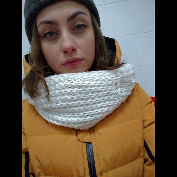 Алина Михайлова, Окуловка, Россия