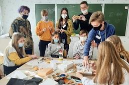 Онлайн и офлайн: в Липецке работает клуб для одарённых детей