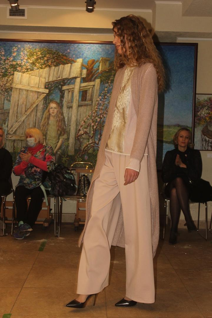 Зимняя коллекция Модного Дома Клавдии Смирновой