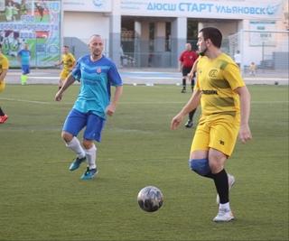 Русский футбол 2021 8x8 23.07.2021 Заря Дуслык - Квадро