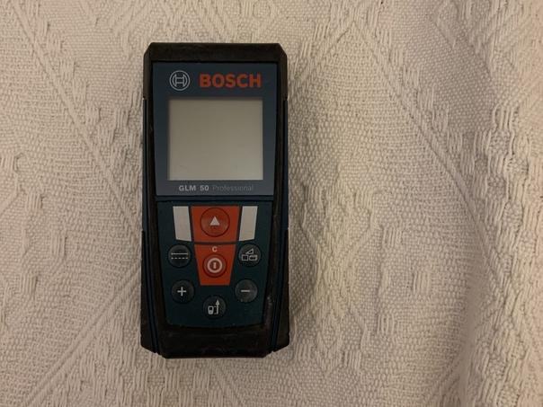 Лазерная рулетка BOSH glm 50, 5000 т.р. Возможен н...