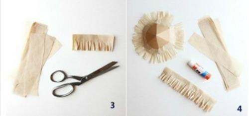 как сделать бумажный зонтик для коктейля своими руками мастер-класс,