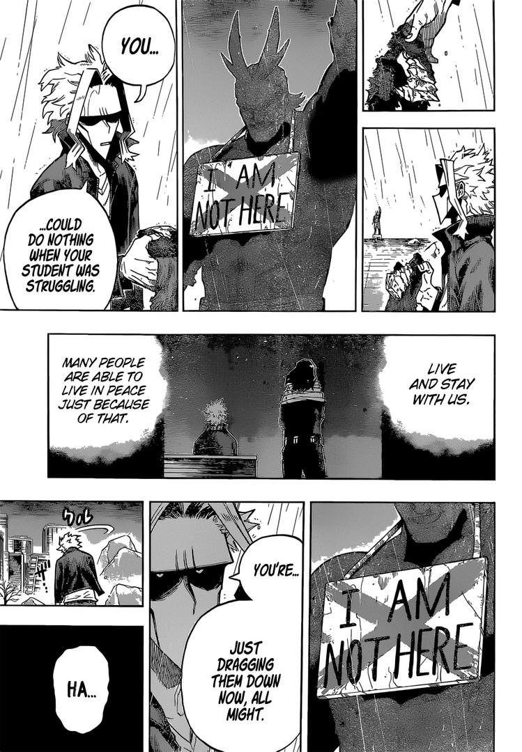 My Hero Academia Chapter 326, image №4