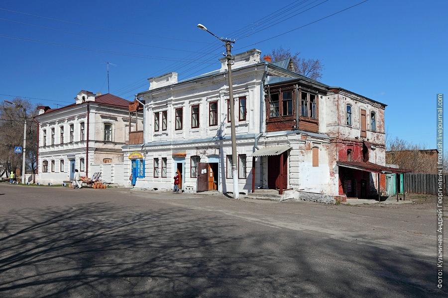 Козьмодемьянск. Городские экскурсии