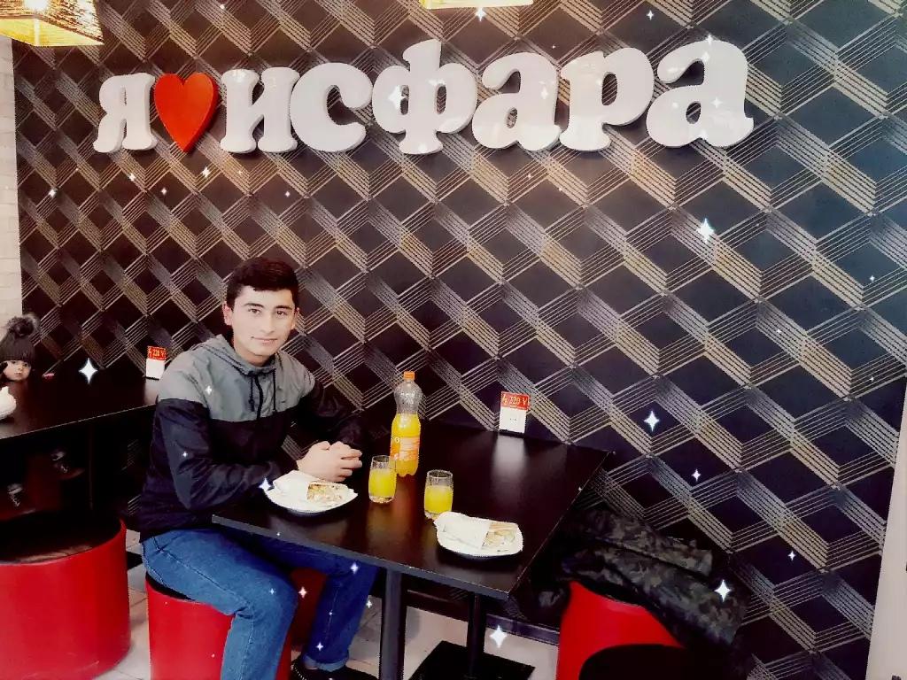 Розик, 18, Isfara