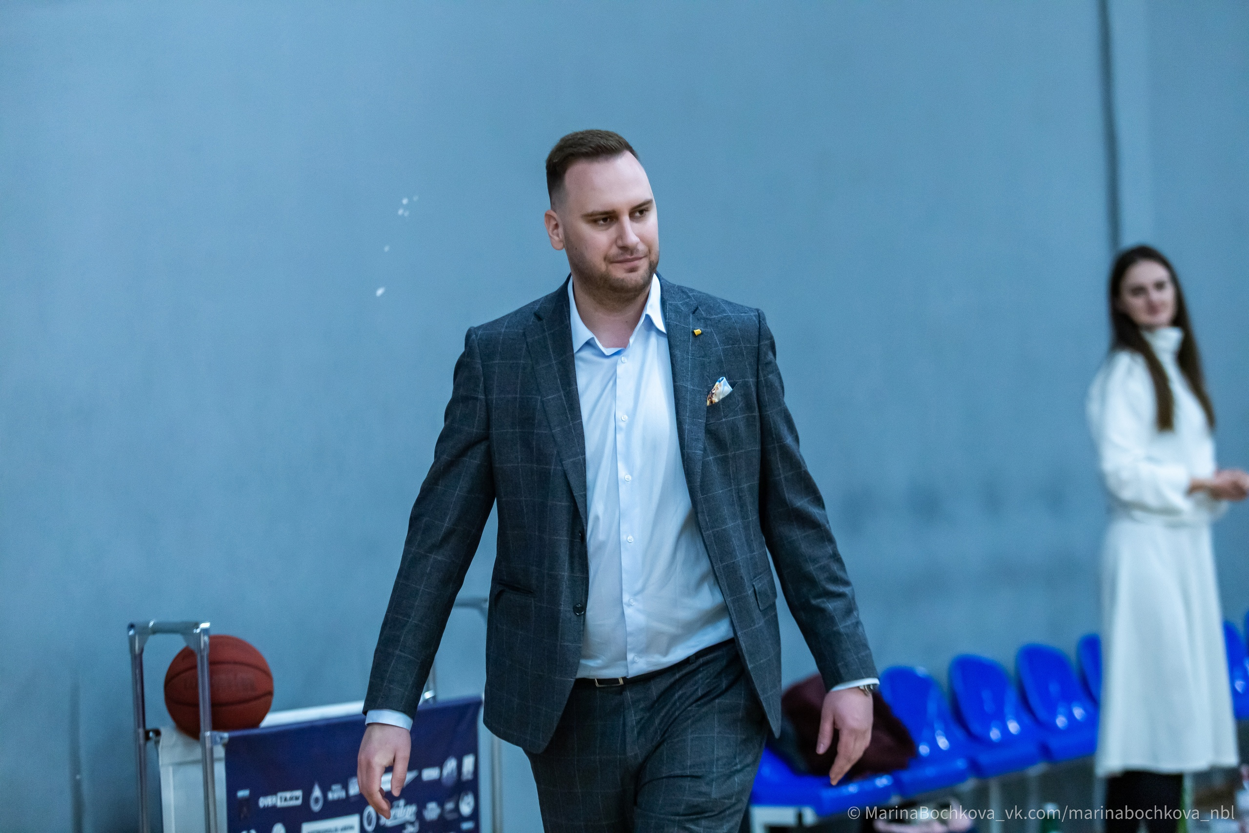 Владимир Чепурной – Лучший тренер НБЛ сезона 2020-2021