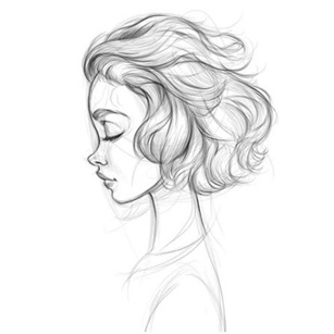 drawings of people - 736×736