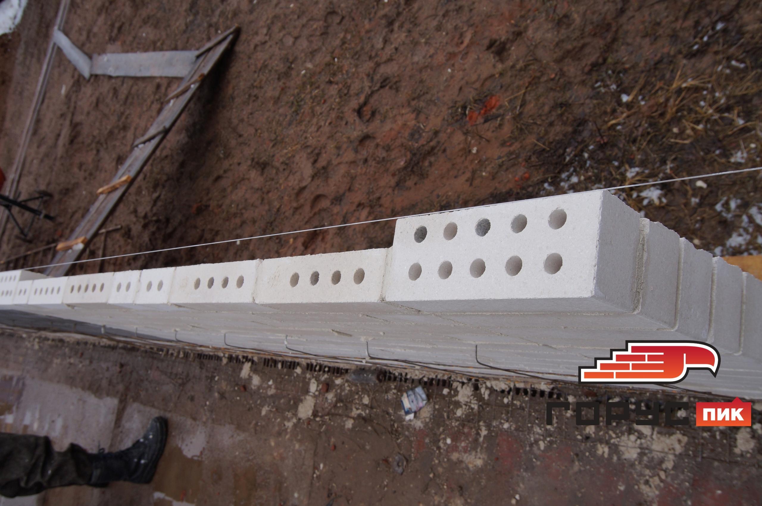 Начало рождения нового дома в городе Можга в Республике Удмуртия.