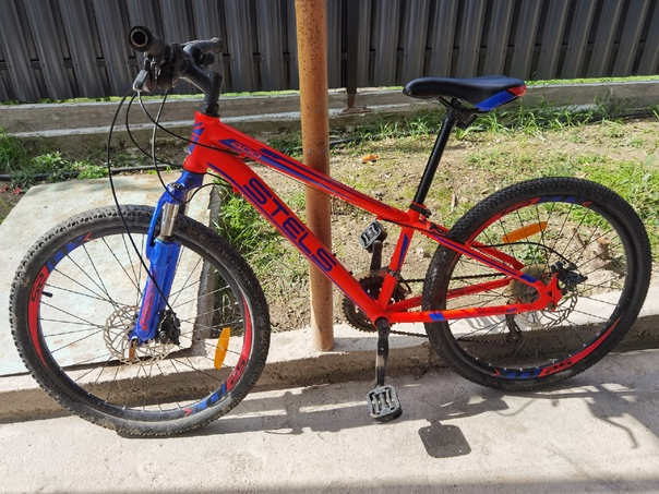 Продам велосипед Stels Navigator 400, цена 6000р, ...