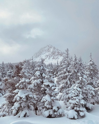 Зима на Таганае от нашей подписчицы!