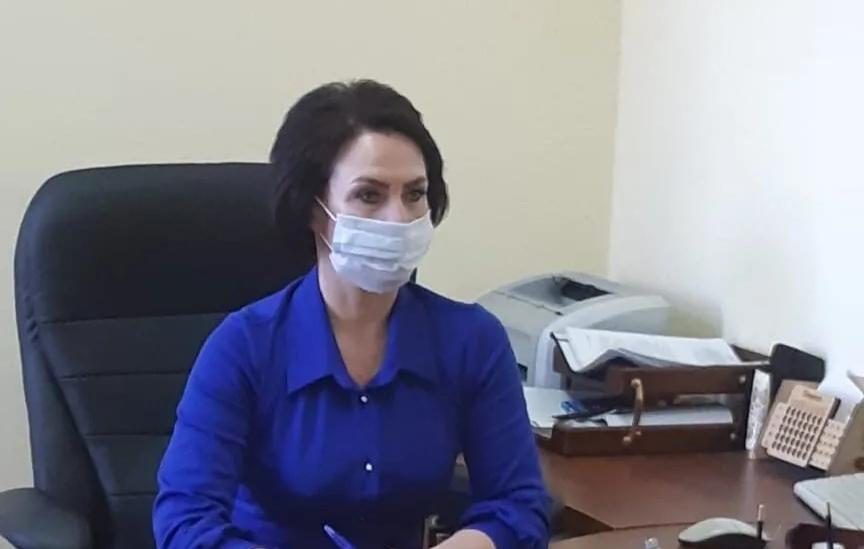 Руководитель общественной приёмной губернатора в Петровском районе провела приём жителей