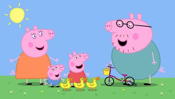 «Теперь дочка топает по лужам»: Карди Би раскритиковала «Свинку Пеппу»