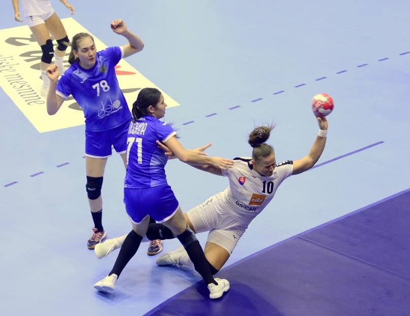 Чемпионат Европы (U-19). Отложенный старт россиянок оказался победным. Второй тайм как повод задуматься, изображение №2