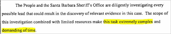 Судебные документы о деле 1993 года и злонамеренном преследовании Майкла Джексона., изображение №2