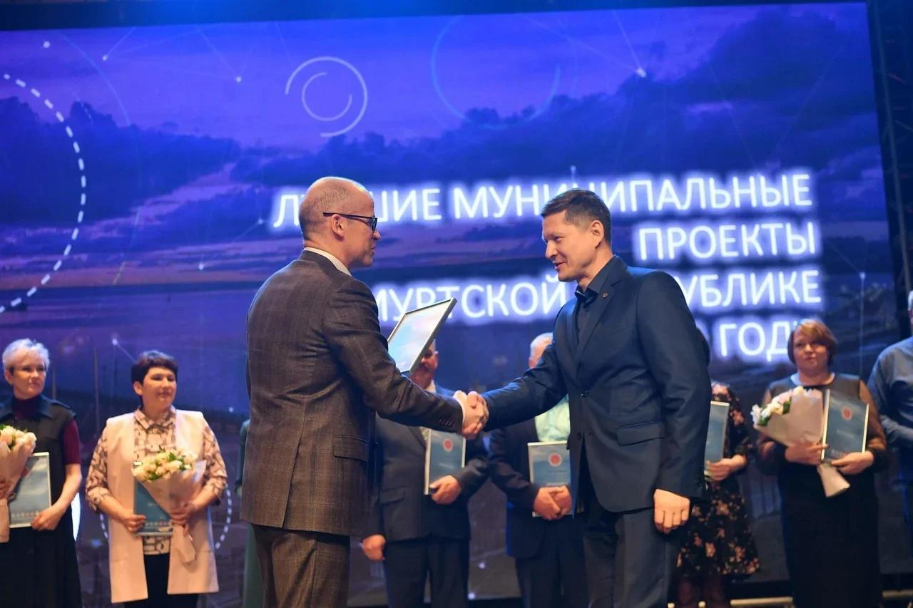 27 апреля 2021 года делегация Можгинского района