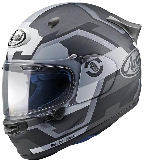 Arai Quantic 2021 - первый шлем Arai с сертификацией ECE 22.06