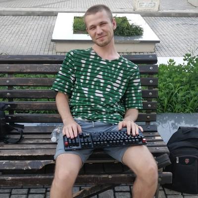 Сергей Старожук
