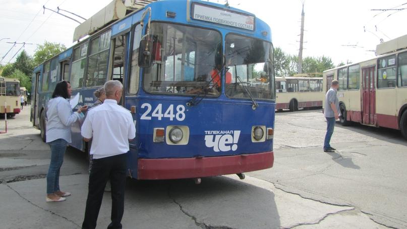 Конкурс профессионального мастерства среди водителей троллейбуса— 2021., изображение №31