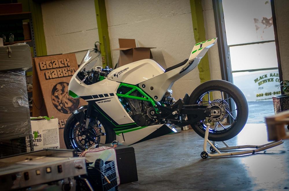 Kramer Motorcycles выпустят бюджетный спортбайк