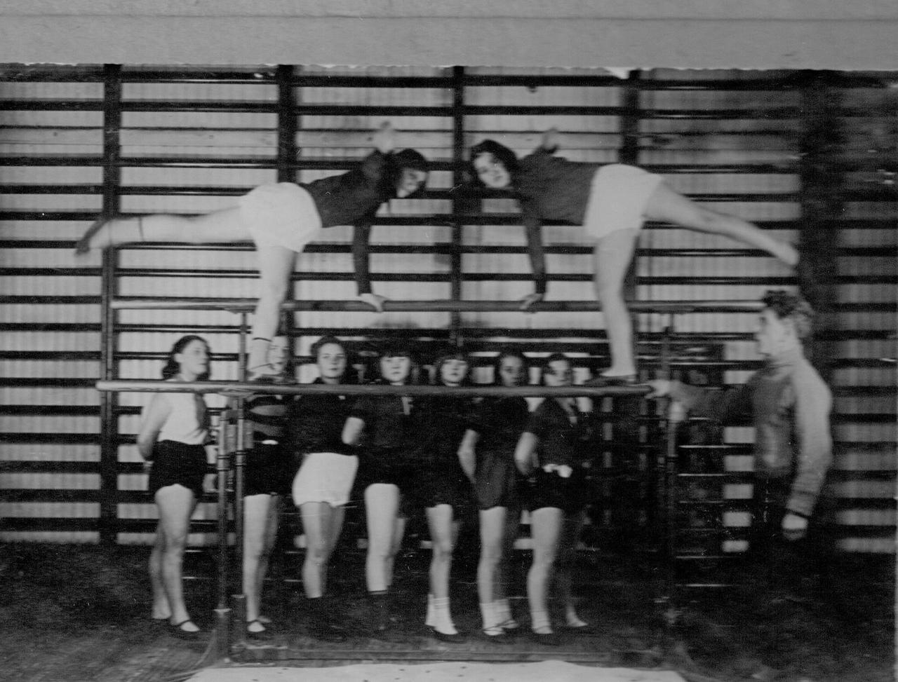 🗯Спортивная гимнастика – молодежи дело!