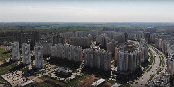 Живешь в районе Кузнечики, Подольские просторы или...