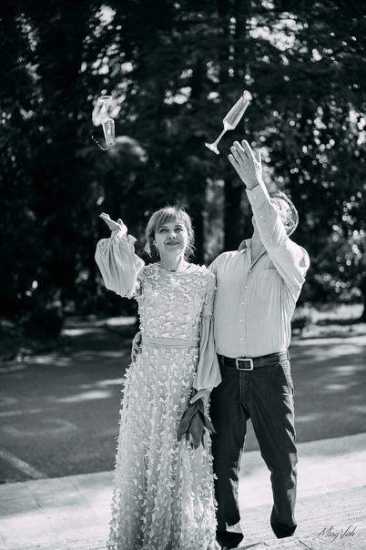 Свадебная фотосессия в Сочи .Нина 03.20