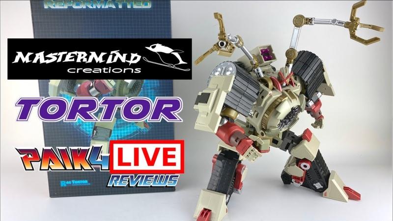 Livestream Review: MMC R 44 Tortor P4L Reviews