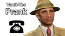Vault Tec Rep Sells Vaults Fallout 4 Prank Call