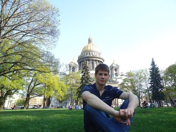 Влад Сологуб, Светлый, Россия