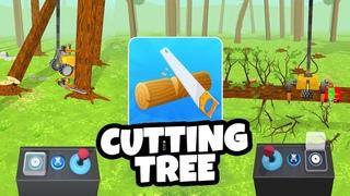 Cutting Tree аркадный симулятор