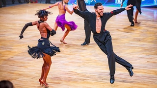 IDSU Grand Prix Adult, La (Open) 1/4F |  Minsk Open Championship 2021 (, Minsk) Ballroom