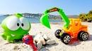 Giochi per bambini. Le avventure di OmNom al mare. Episodi in italiano