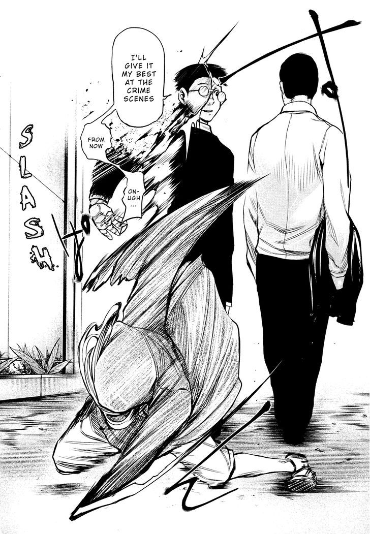 Tokyo Ghoul, Vol.2 Chapter 17 Rabbit Mask, image #7