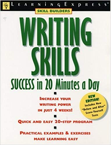 Writing Skills Success in 20 Minutes a Day- 2 Ed