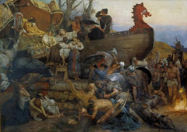 Войны Старажытнага Полацка з Даніяй у V стагоддзі, выява №6