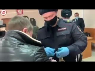 Суд по делу Владимира Санкина вынес приговор.