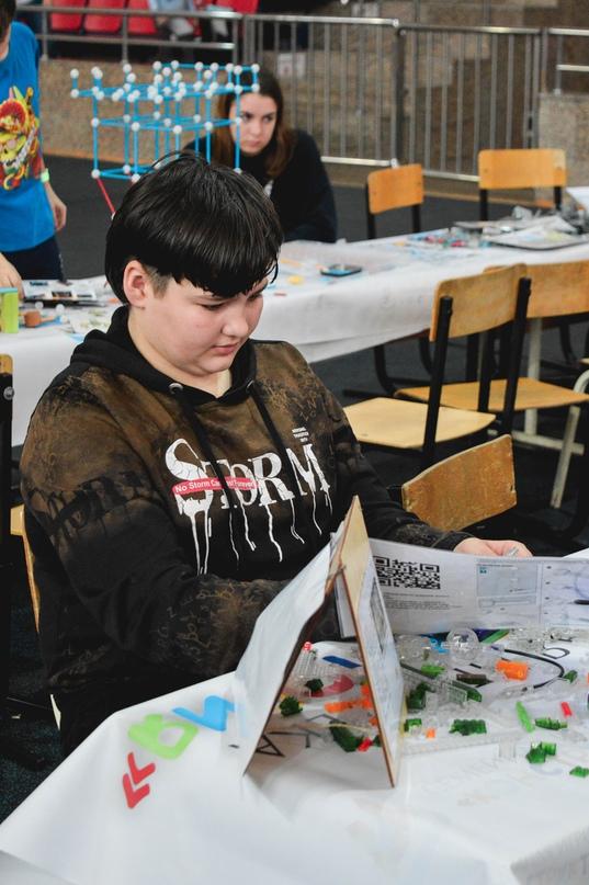 Конструктория в Ишиме 29 февраля - 1 марта. Фотограф Елизовета Козина - 11