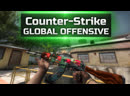 Пробую себя в контр страйке Counter-Strike Global Offensive