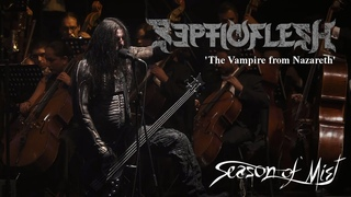 Septicflesh - The Vampire from Nazareth (official live video) 2020