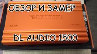 Обзор и замер DL Audio Gryphon Lite