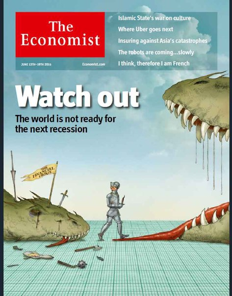 The Economist - Audio Edition (June 13th, 2015)