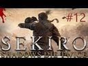 [СТРИМ] МНОГОНОЖКА-ДЛИННОРУКИЙ СЭНЪУН И ЖИРАФ. СНОВА ЖОПОРУКИЙ. Sekiro: Shadows Die Twice 12